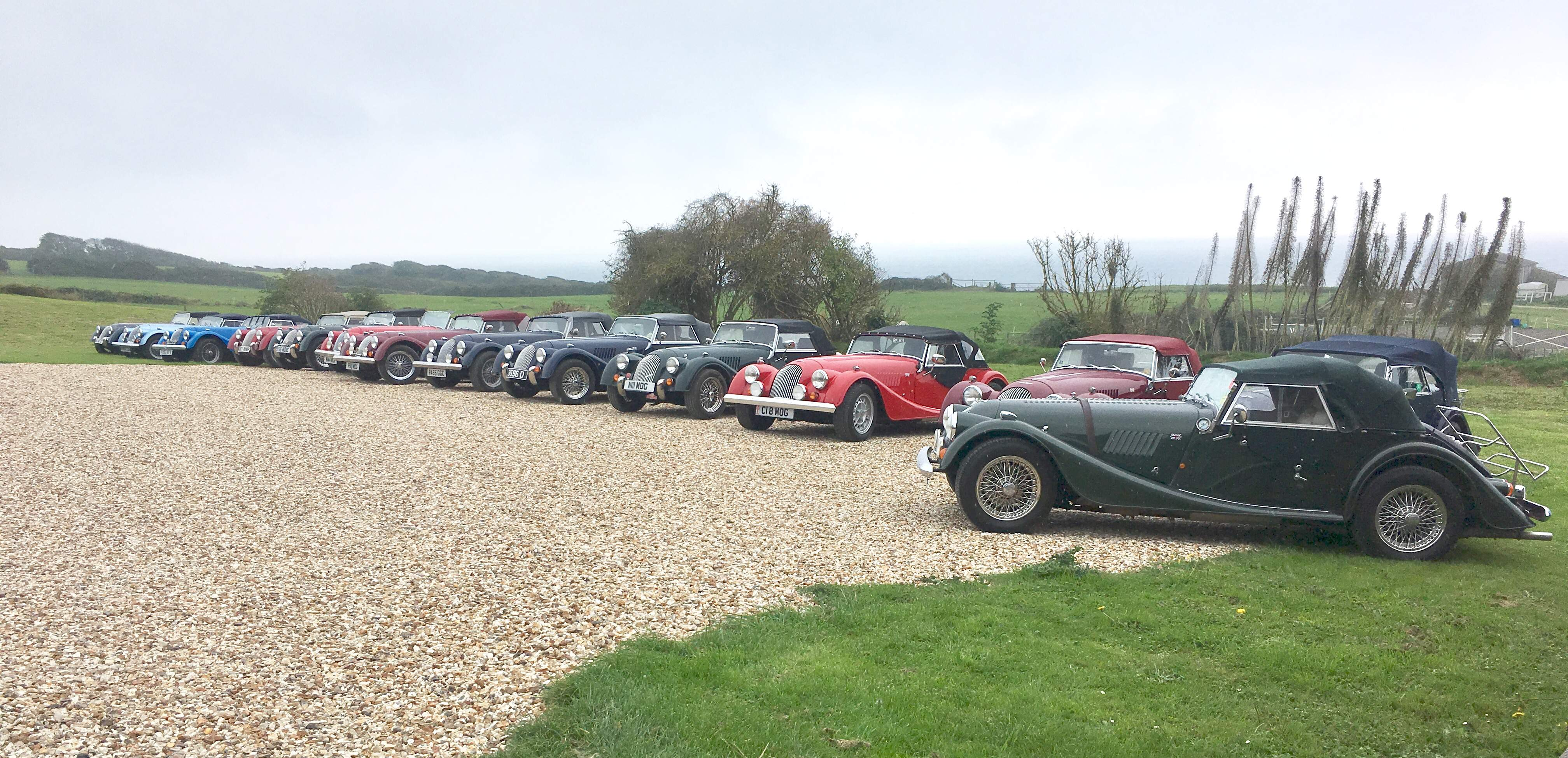Car Club Sunday Lunch